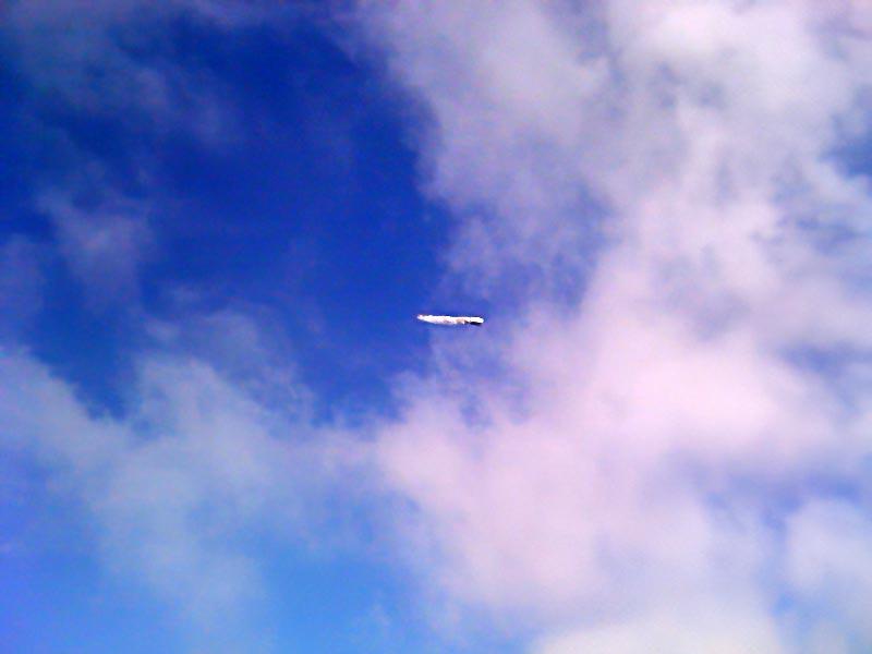 Probeflug des SkyDragons