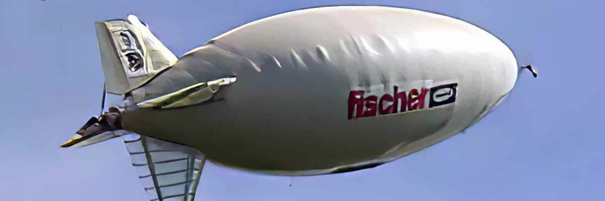 Das erste Solarluftschiff der Welt im Zeppelin-Museum