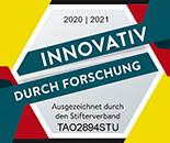 Innovation durch Forschung 2020 / 2021