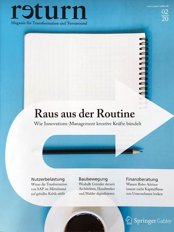 Magazin Return